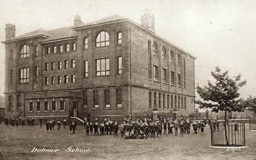 Dalmuir Public School, Duntocher Road, Dalmuir c. 1926