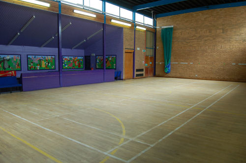 Bonhill Community Centre - Sports Hall 1