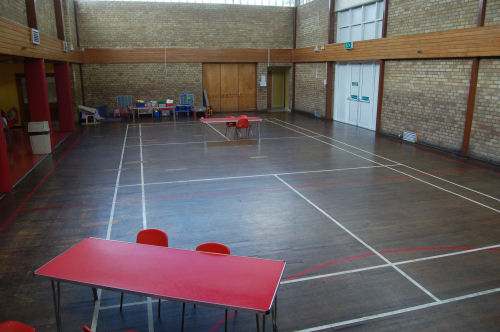 Glenhead Community Centre - Hall 1