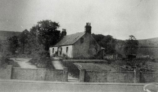 Millburn Cottage, Renton, about 1900