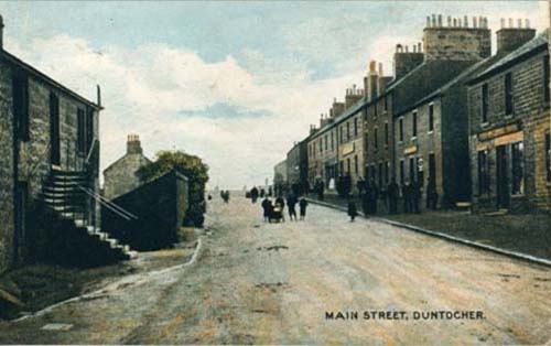 Main Street, Duntocher.