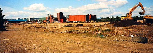 Site of Strathclyde Homes Stadium, Dumbarton, 2000