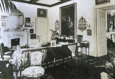 Ross Priory Drawing Room