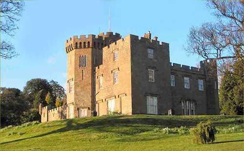 The New Balloch Castle