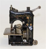 Old Singer Sewing Machine.