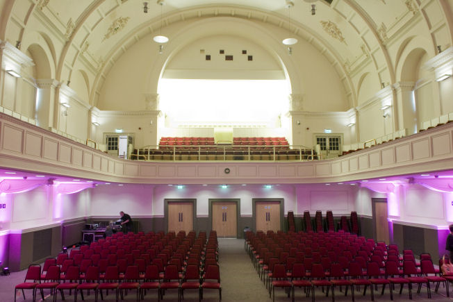 Clydebank Town Hall Grand Hall