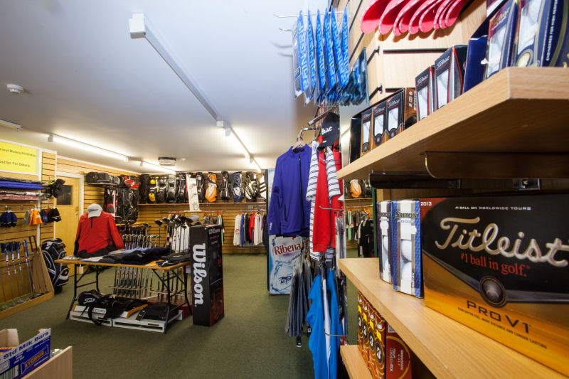 Inside the Pro Shop 7