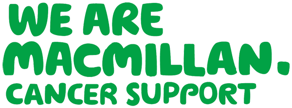 We are Macmillan Cancer Support.