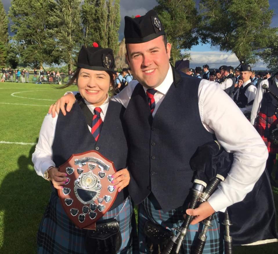Scottish Bands: The Scottish Pipe Band Championships 2016