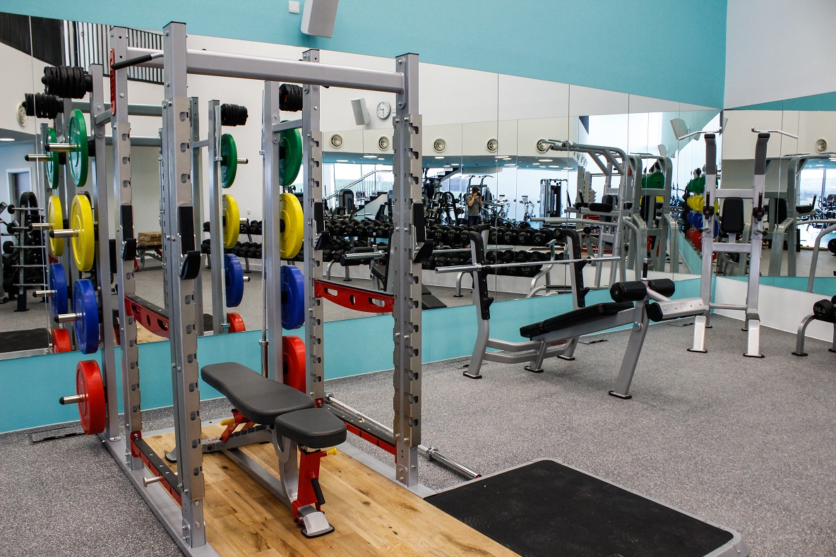 Weights benches 11