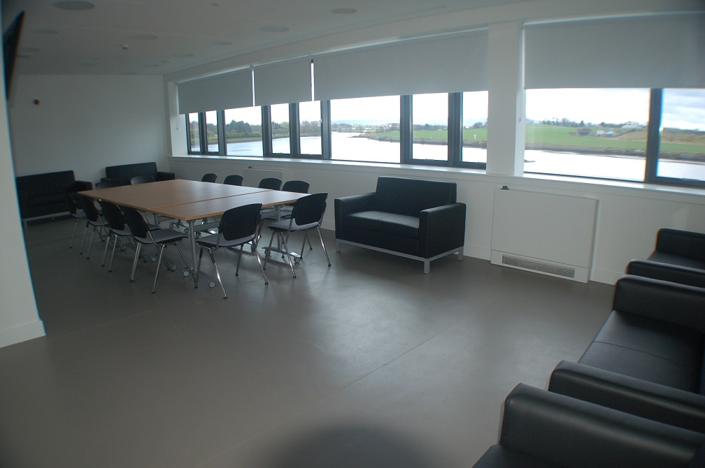 image of View of the junior chill out area
