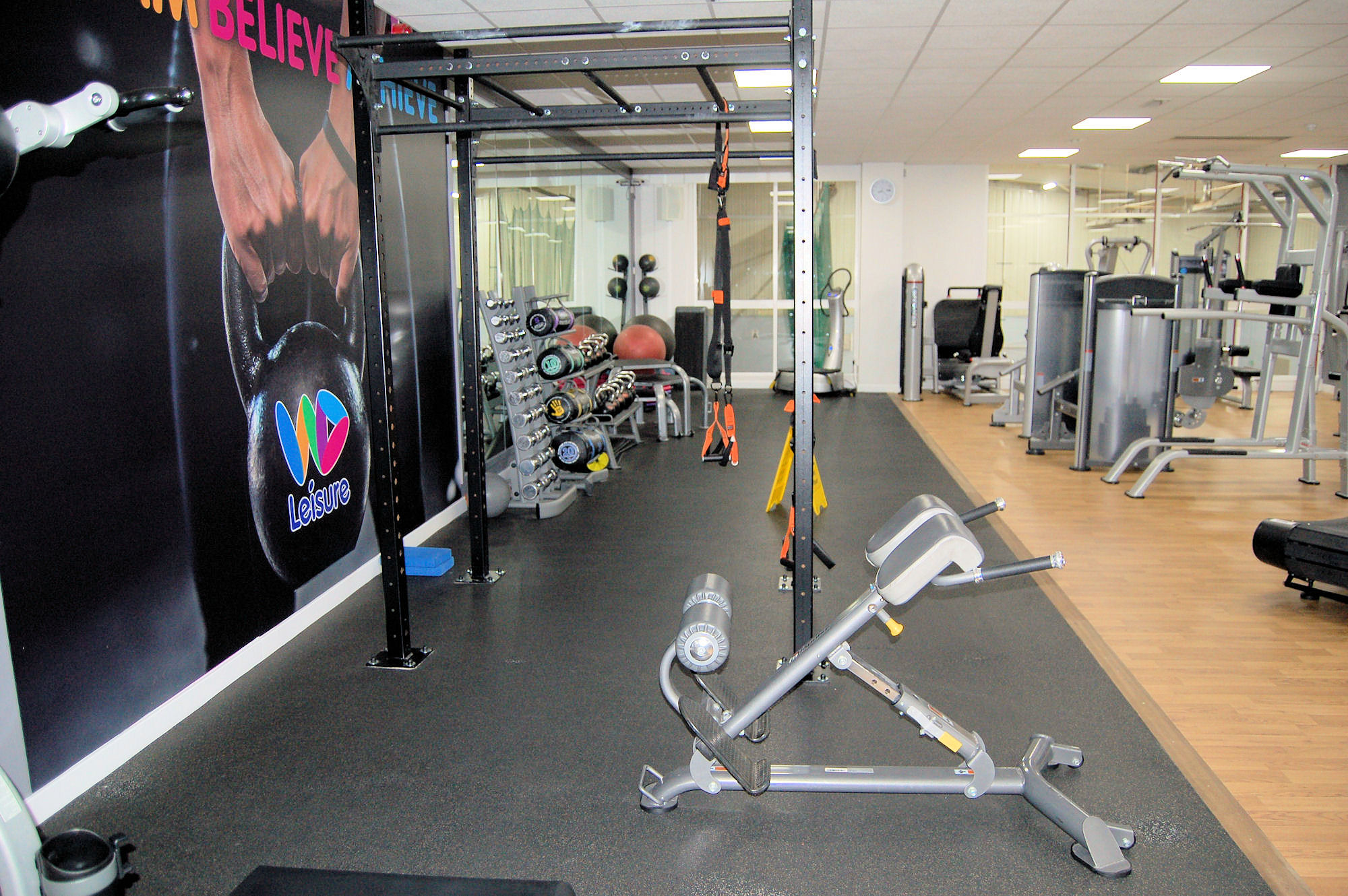 Image of Fitness Equipment 5