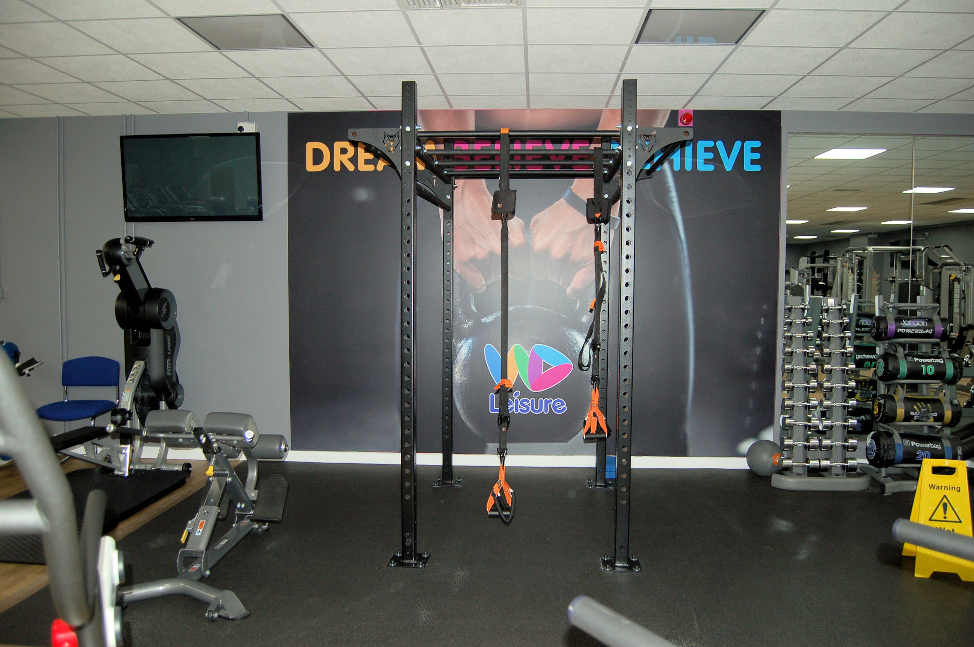 Image of Fitness Equipment 6