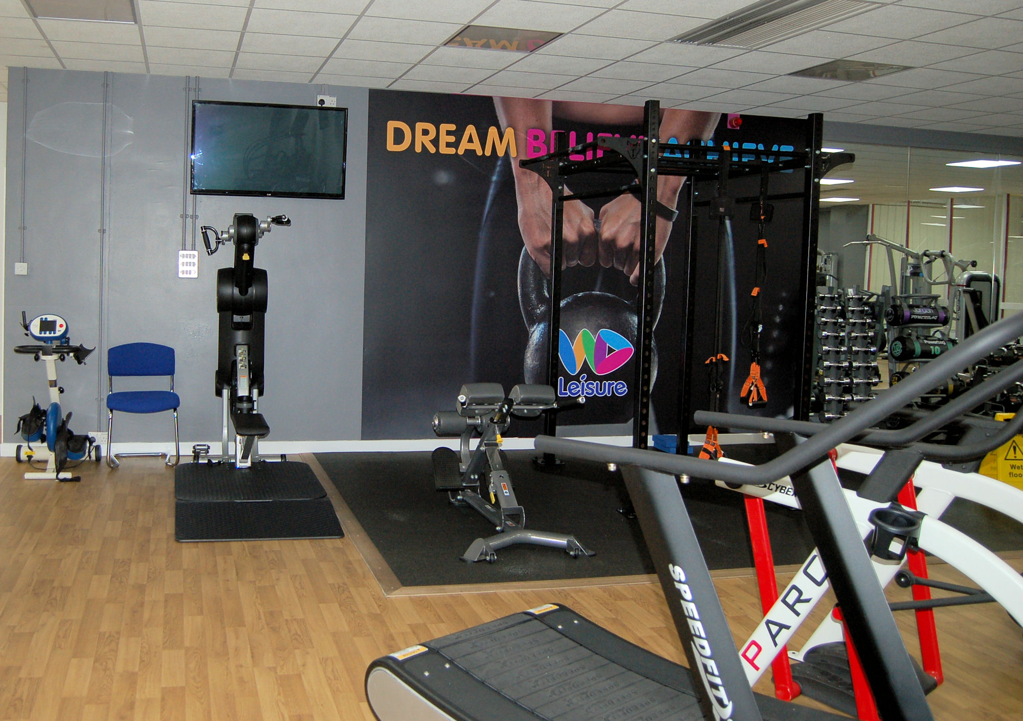 Image of Fitness Equipment 7