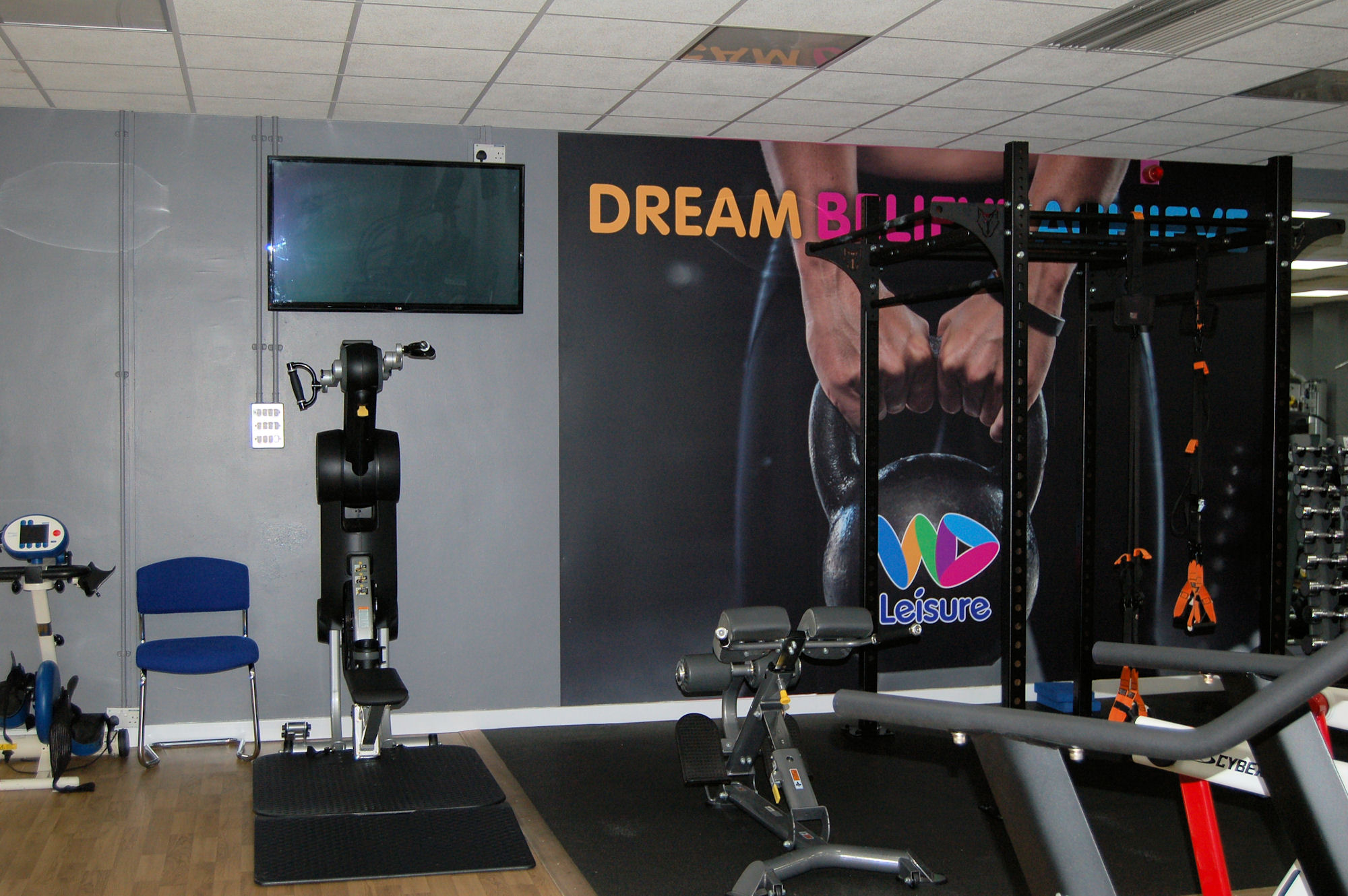 Image of Fitness Equipment 8