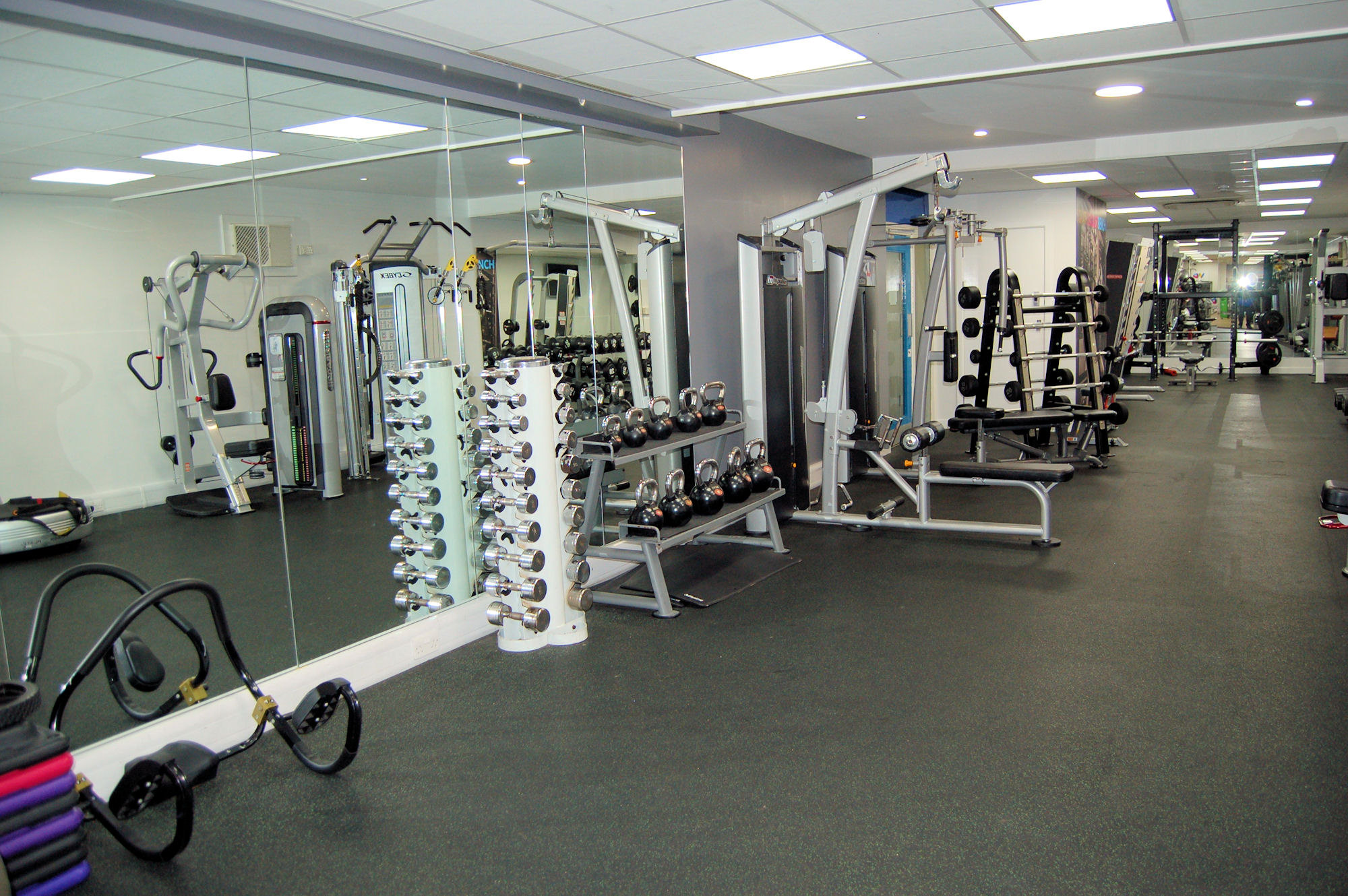 image of Weights at Vale Pool