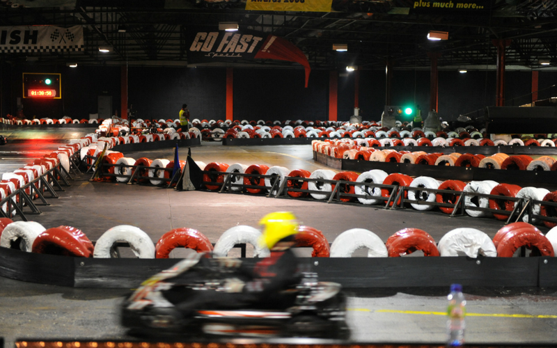 Scotkart Indoor Karting & Lazer Planet