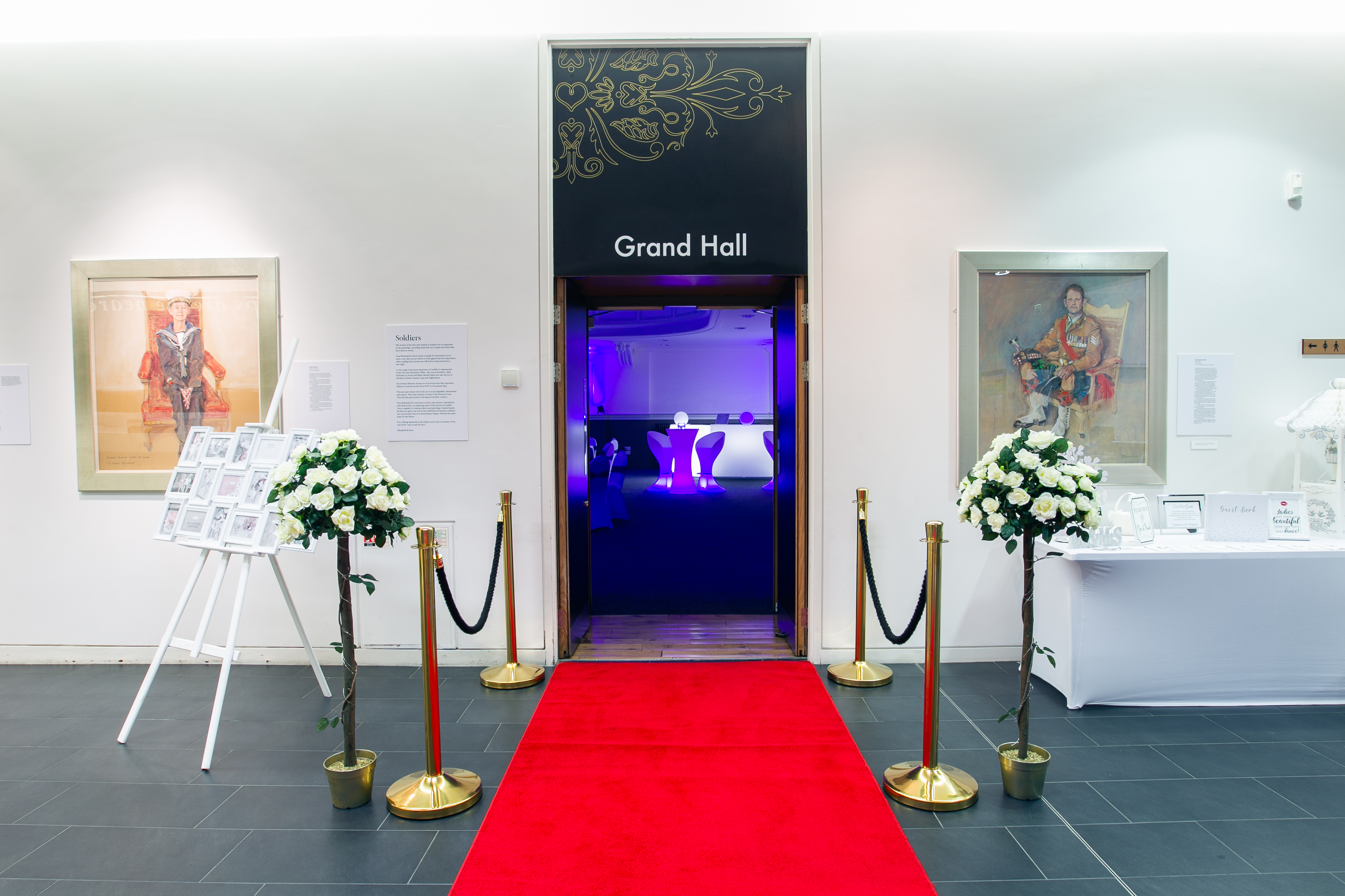 image of Entrance to Grand Hall